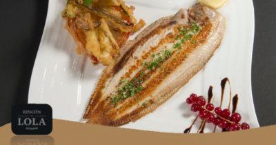 Ven a comer Pescados en el Rincón de Lola de Castelldefels